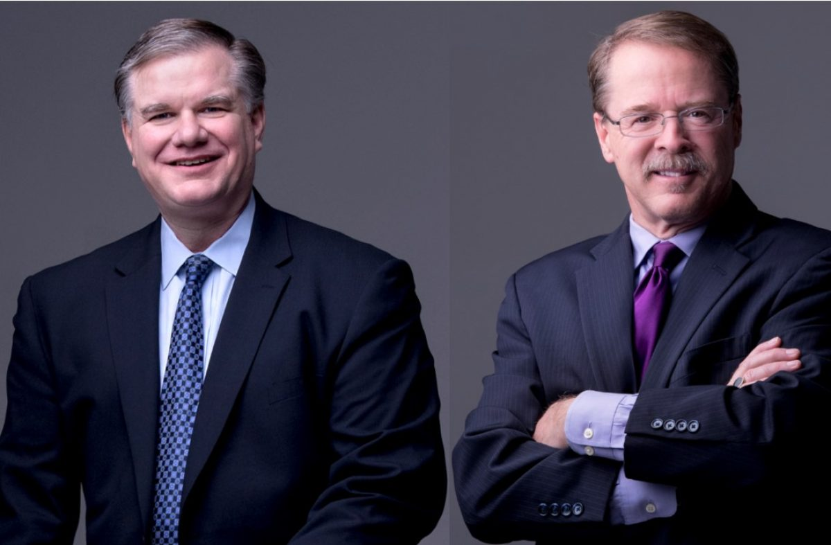 Beus Gilbert McGroder welcomes its newest members: Timothy J. Casey and  Michael K. Kelly